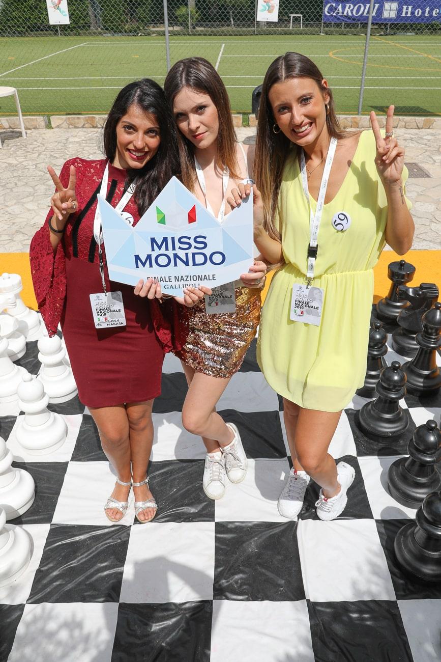 Le semifinaliste di Miss Mondo Italia 2019