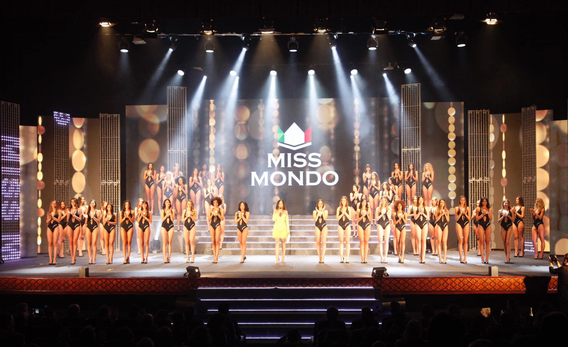 Le Finaliste Miss Mondo Italia 2019