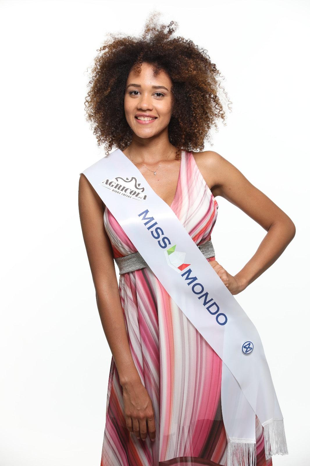 Miss Mondo Agricola Mariela Nunez