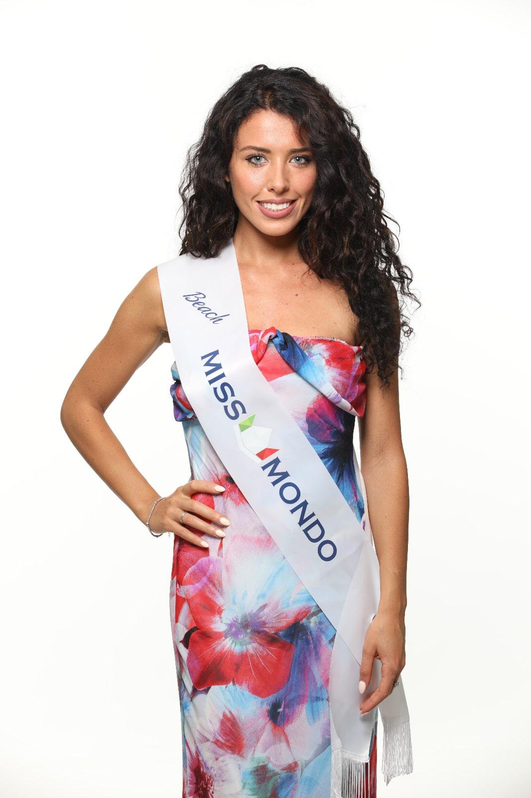 Miss Mondo Beach Stefania Senatore