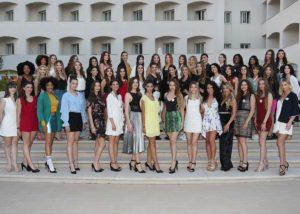 le 50 finaliste di miss mondo italia 2019