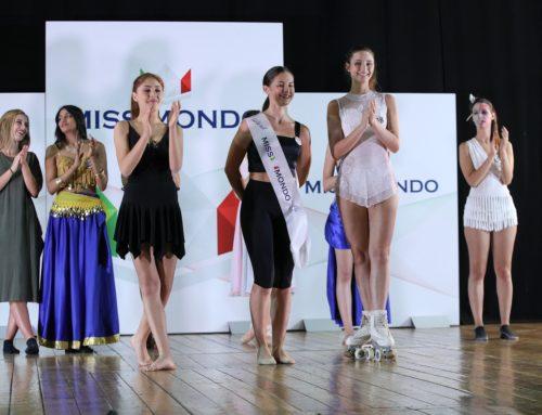 La fascia Miss Mondo Talent alla friulanaSarah Pessot