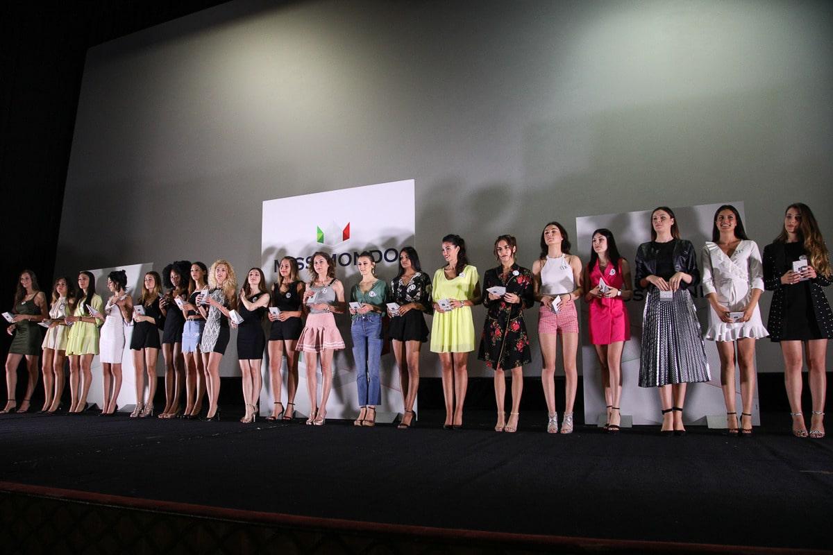 momento della scelta delle finaliste