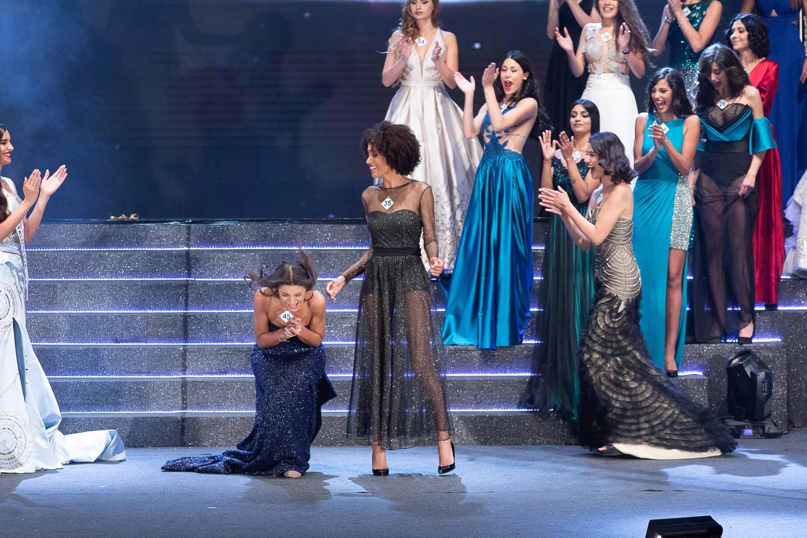 Premiazione di Adele Sammartino - Miss Mondo Italia 2019