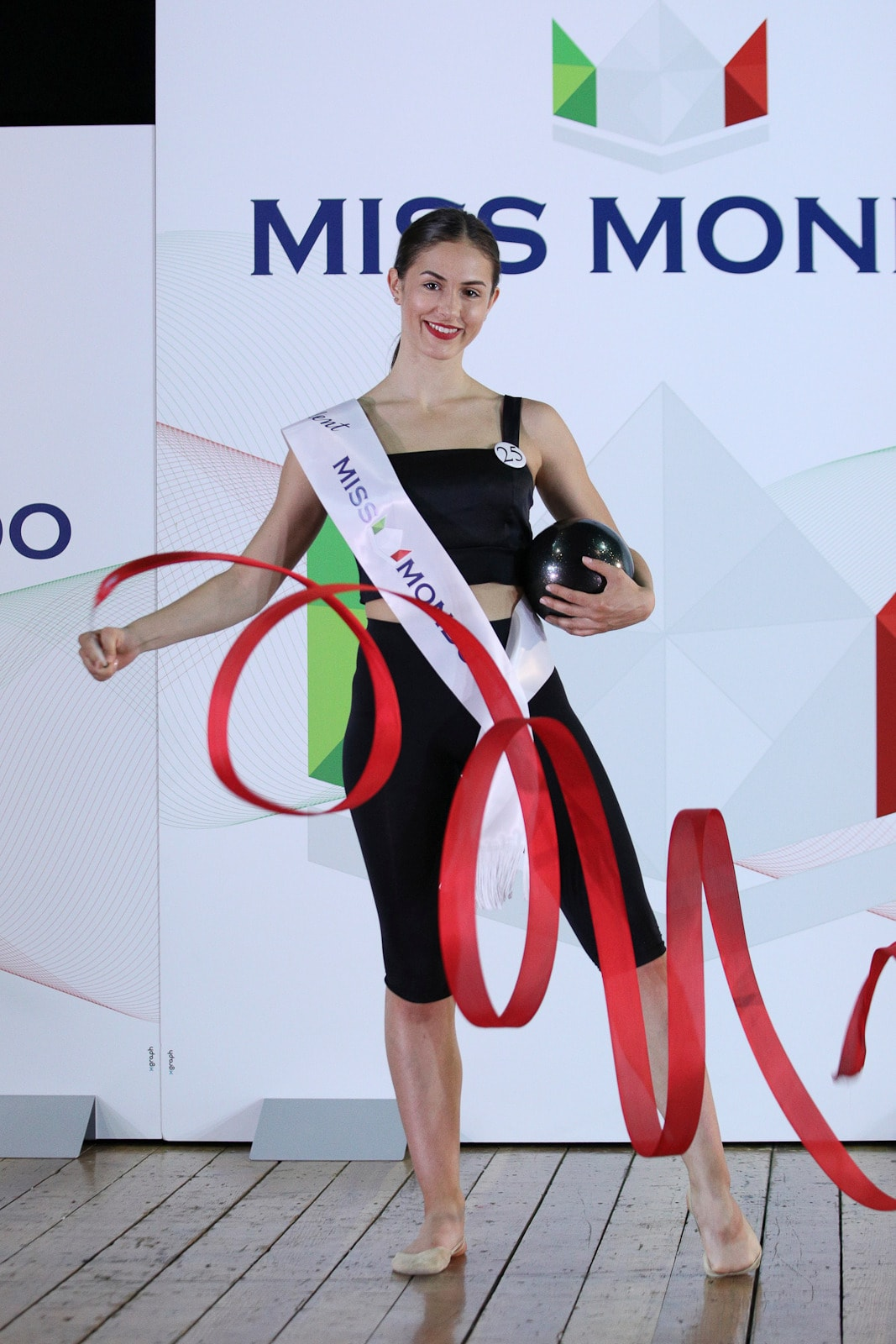 sarah pessot miss mondo talent 2019