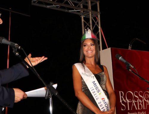 Premio Radici per Adele Sammartino Miss Mondo Italia 2019.