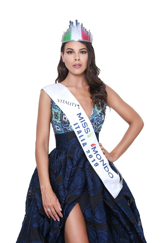 Adele Sammartino - Miss Mondo Italia 2019
