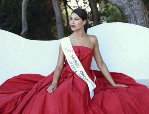 Adele Sammartino Miss Mondo Italia 2019 ospite del Magna Grecia Film Festival.