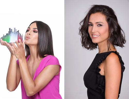 Adele Sammartino Miss Mondo Italia 2019 ospite di Vieni da Me su Raiuno