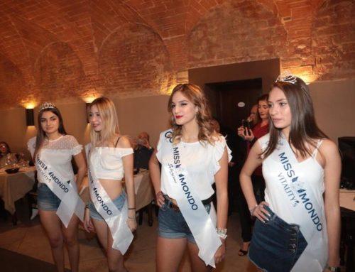 Santa Maria a Monte (PI): Selezione Regionale Miss Mondo Italia