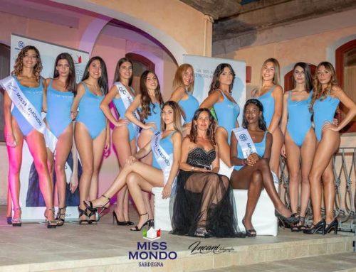 Sardara (SU): Selezione Regionale Miss Mondo Italia