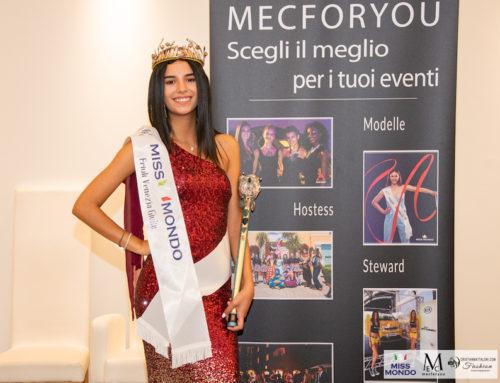 Lignano Sabbiadoro (UD): Finale Miss Mondo Friuli Venezia Giulia
