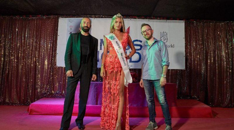 Roma: Finale Miss Mondo Lazio