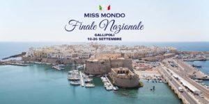 Finale Nazionale - Miss Mondo Italia 2021