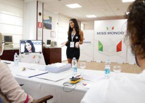 Terzo Passaggio Giuria Finale Nazionale Miss Mondo Italia 2021