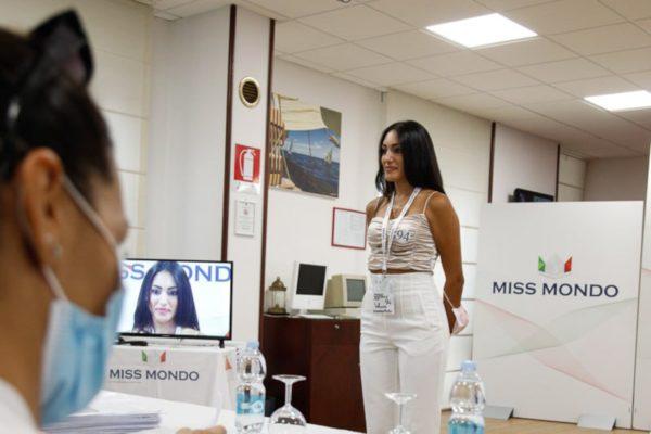Quarto Passaggio Giuria Finale Nazionale Miss Mondo Italia 2021