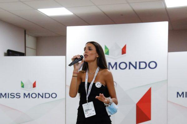Finale Nazionale Miss Mondo Italia 2021 - Audizione Talent 4
