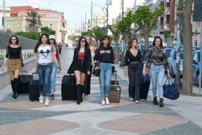 Arrivo semifinaliste a Gallipoli - Miss Mondo Italia 2021