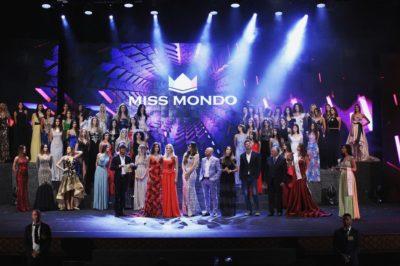 Lo show finale di Miss Mondo Italia