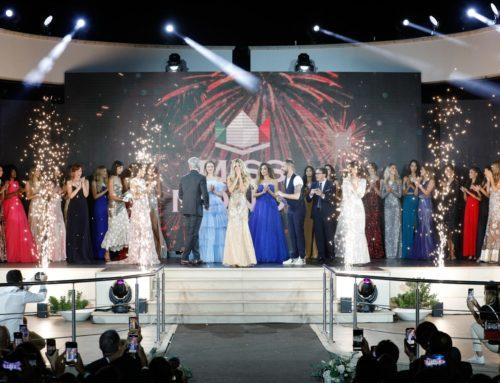 Claudia Motta, splendida 21enne romana è la nuova miss Mondo Italia 2021