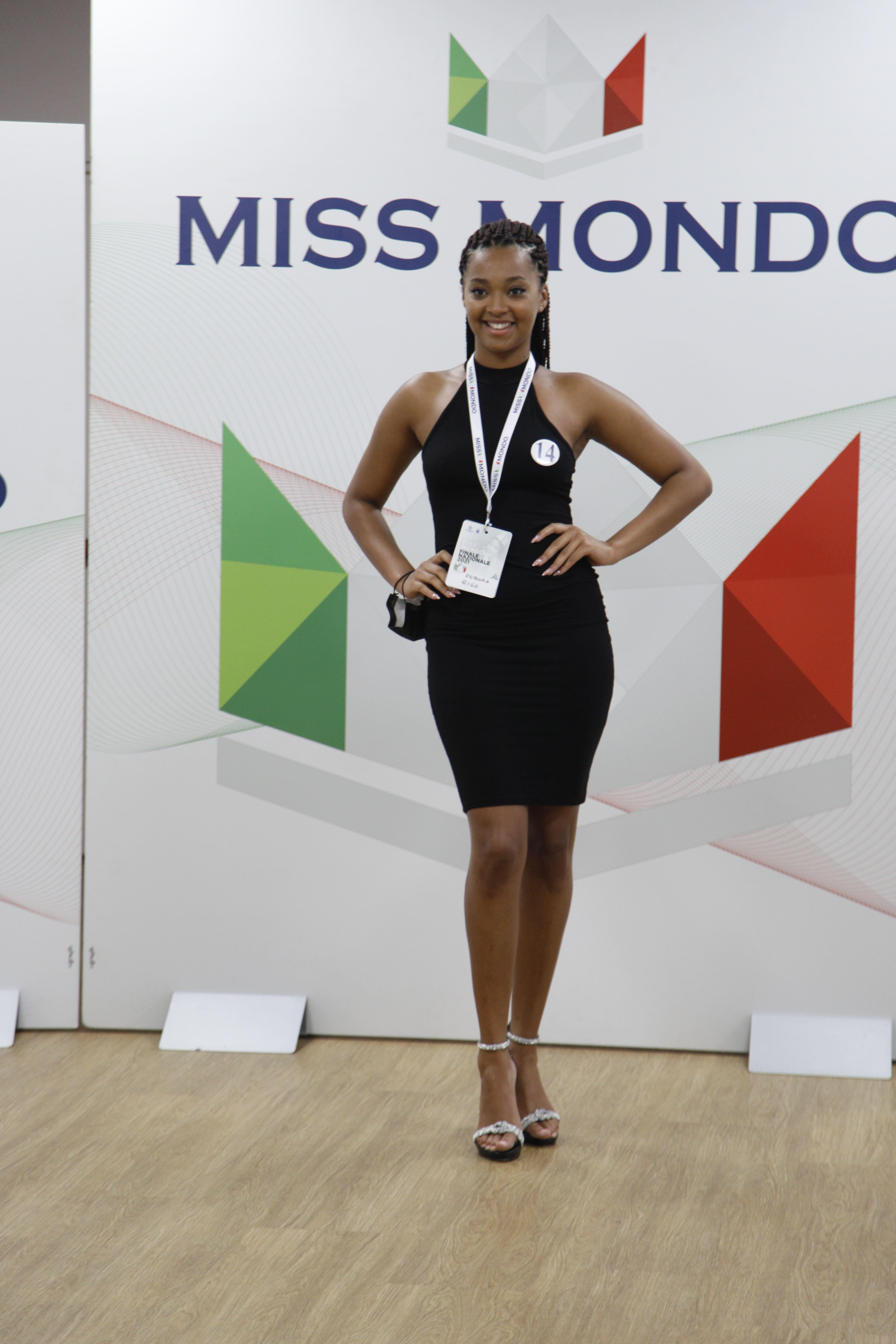 Primo passaggio giuria per le ragazze di Missmondo Italia 2021 - 1