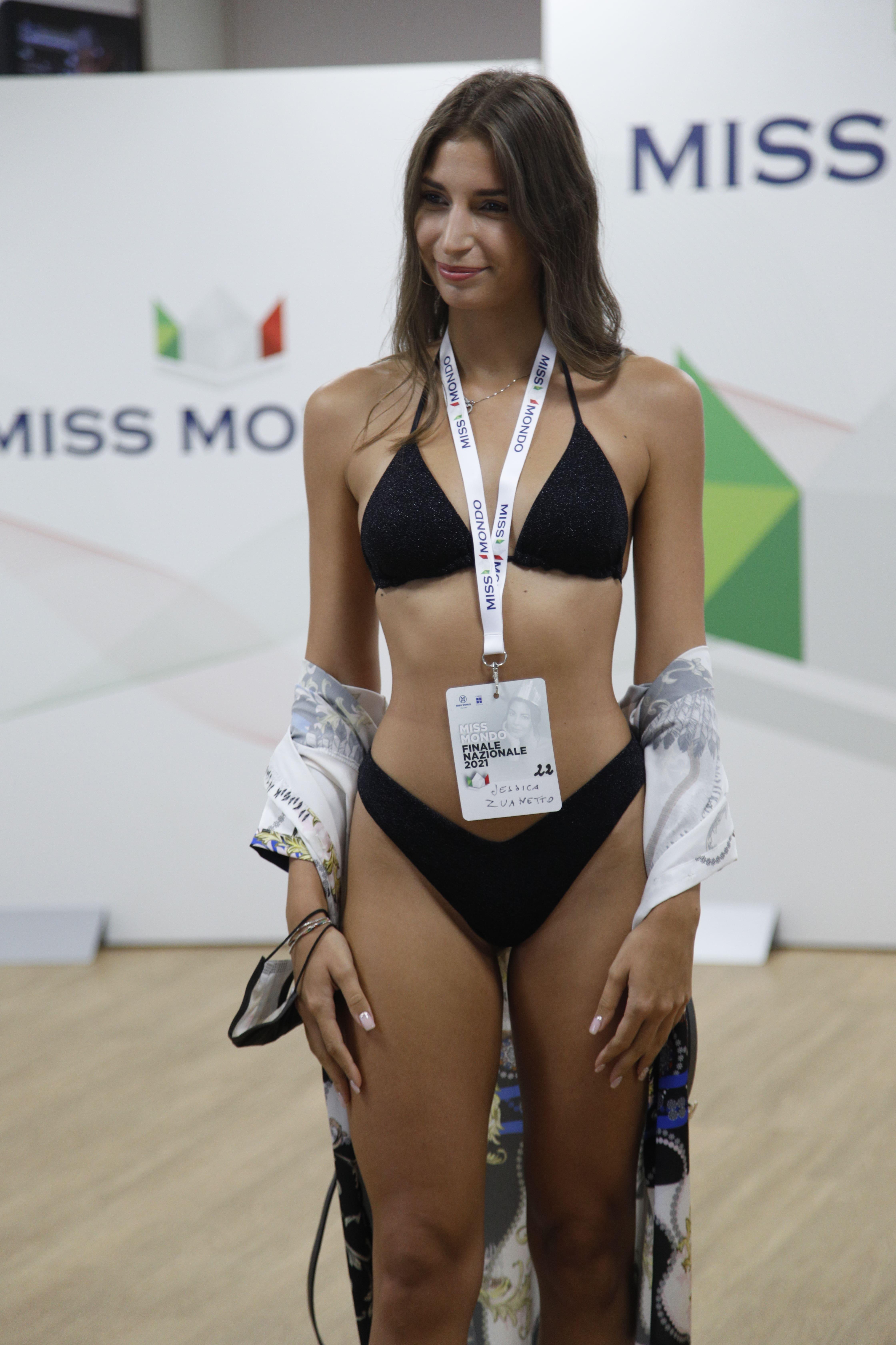 Primo passaggio giuria per le ragazze di Missmondo Italia 2021 - 11