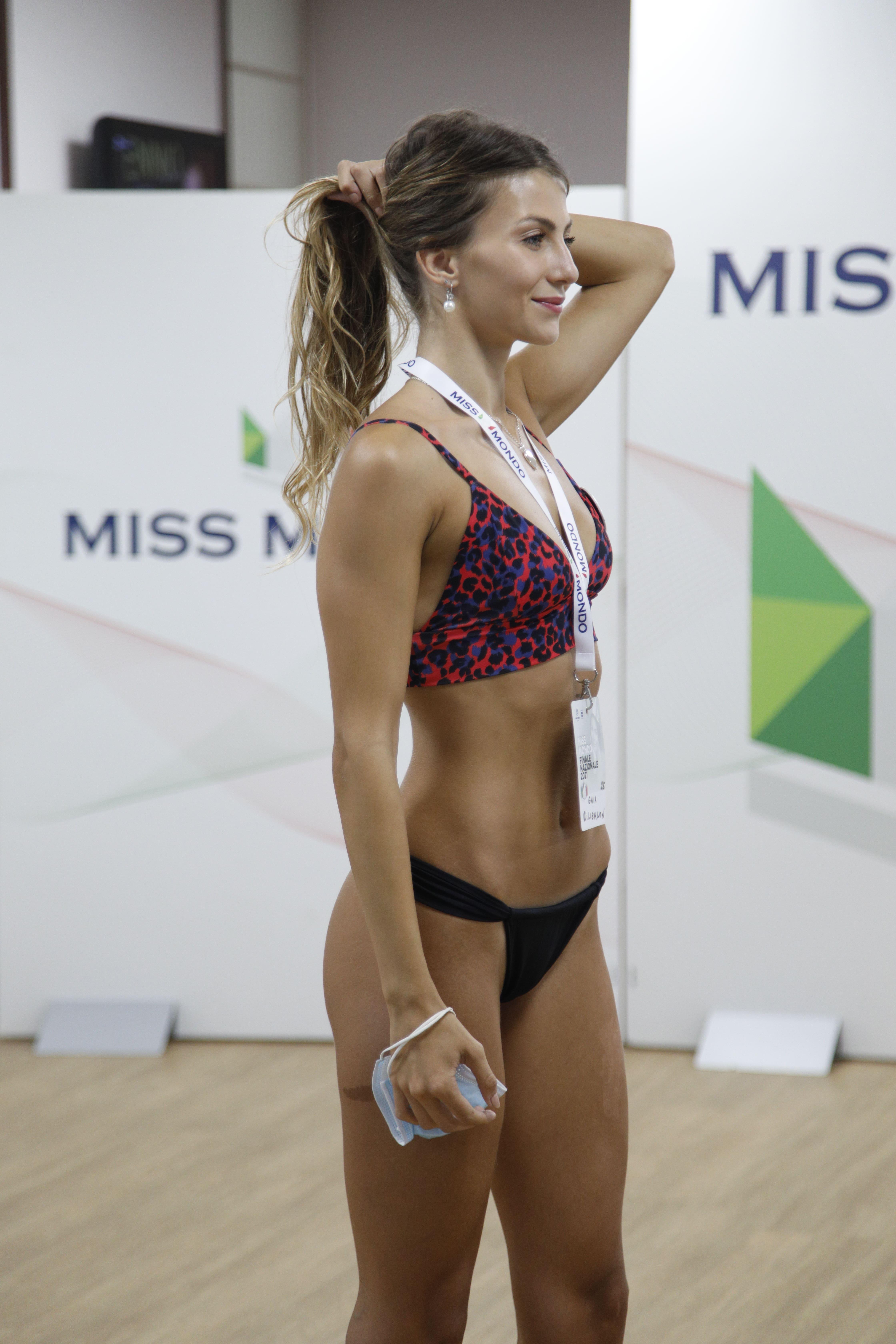 Primo passaggio giuria per le ragazze di Missmondo Italia 2021 - 16
