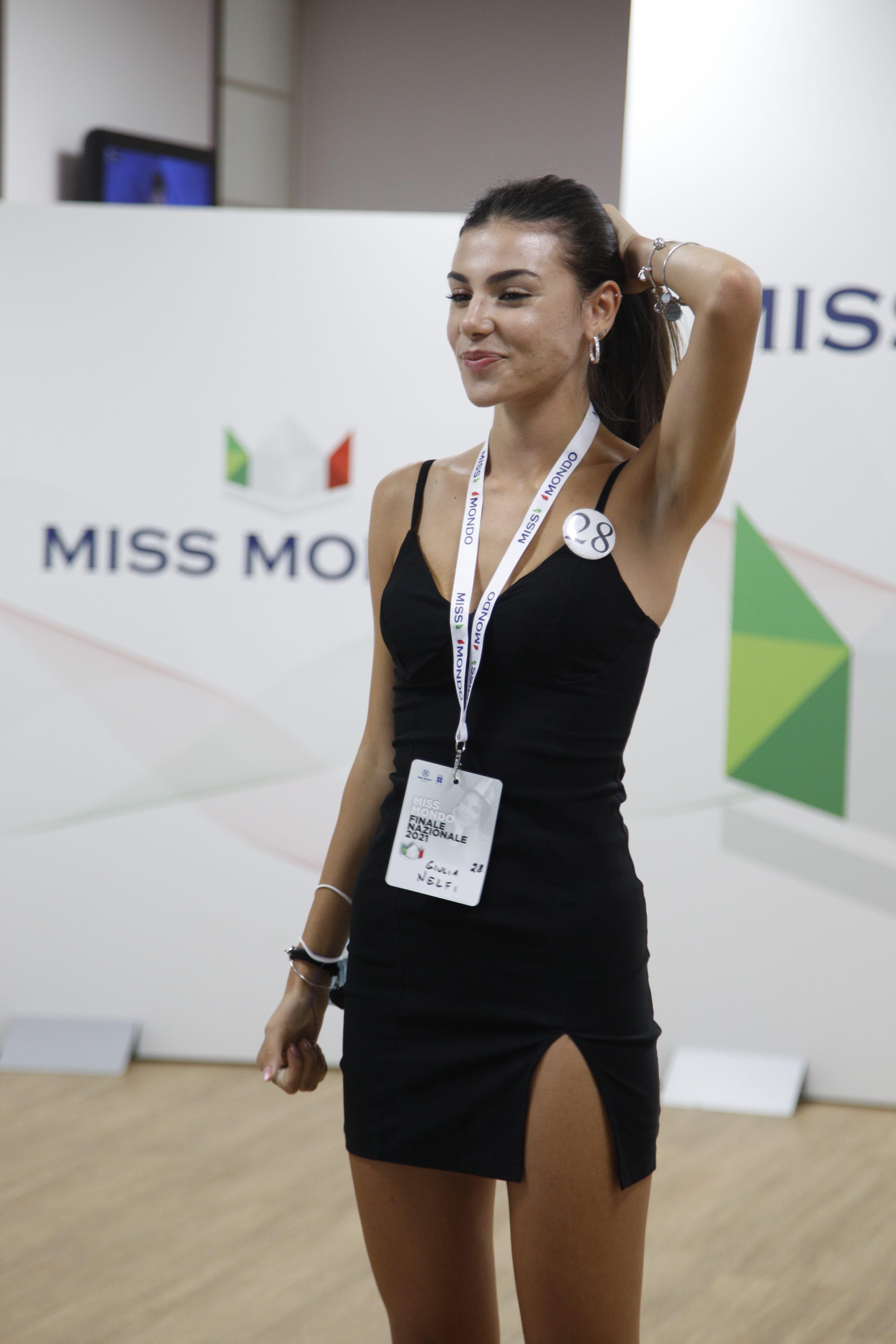 Primo passaggio giuria per le ragazze di Missmondo Italia 2021 - 18