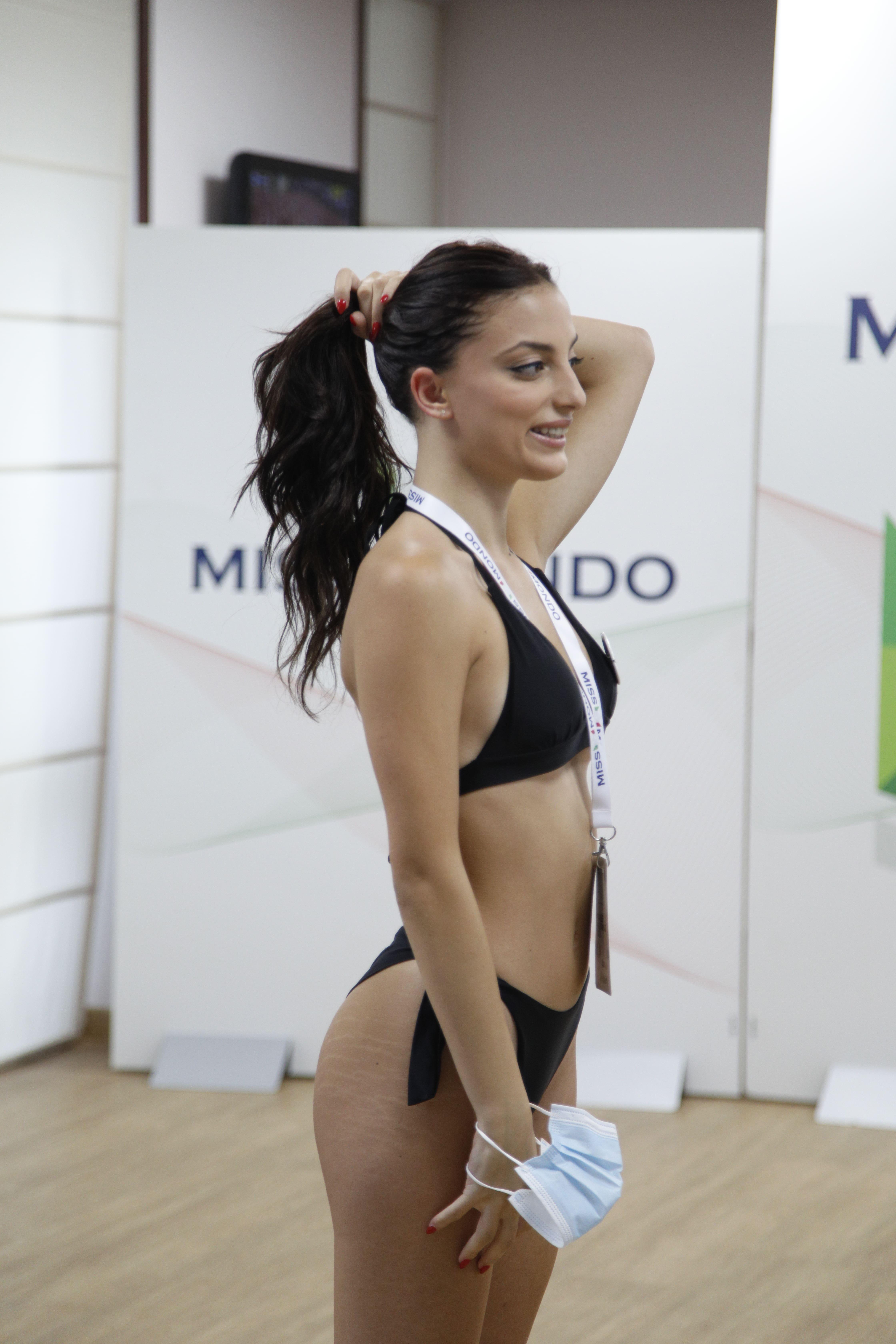Primo passaggio giuria per le ragazze di Missmondo Italia 2021 - 19