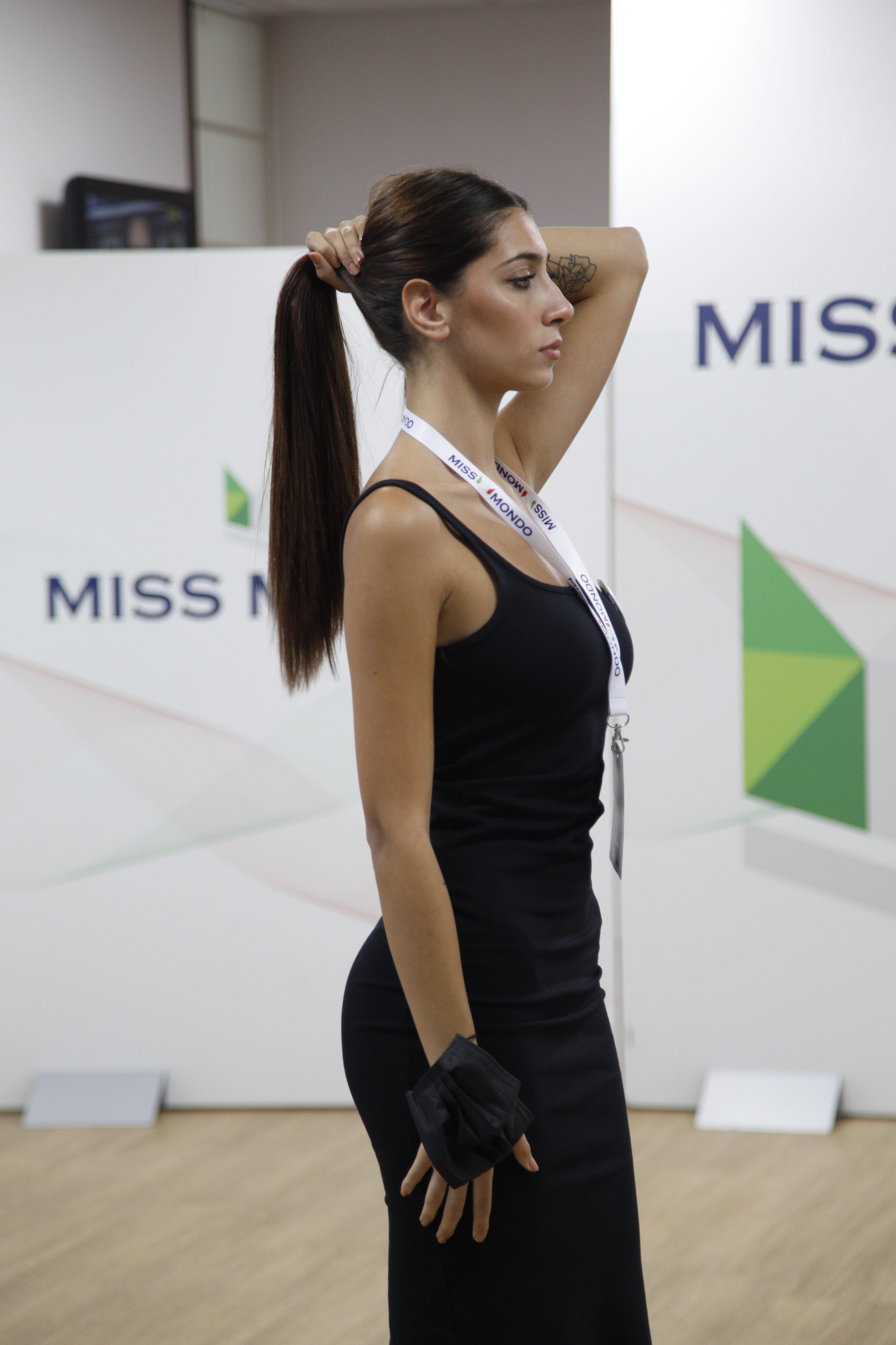 Primo passaggio giuria per le ragazze di Missmondo Italia 2021 - 21