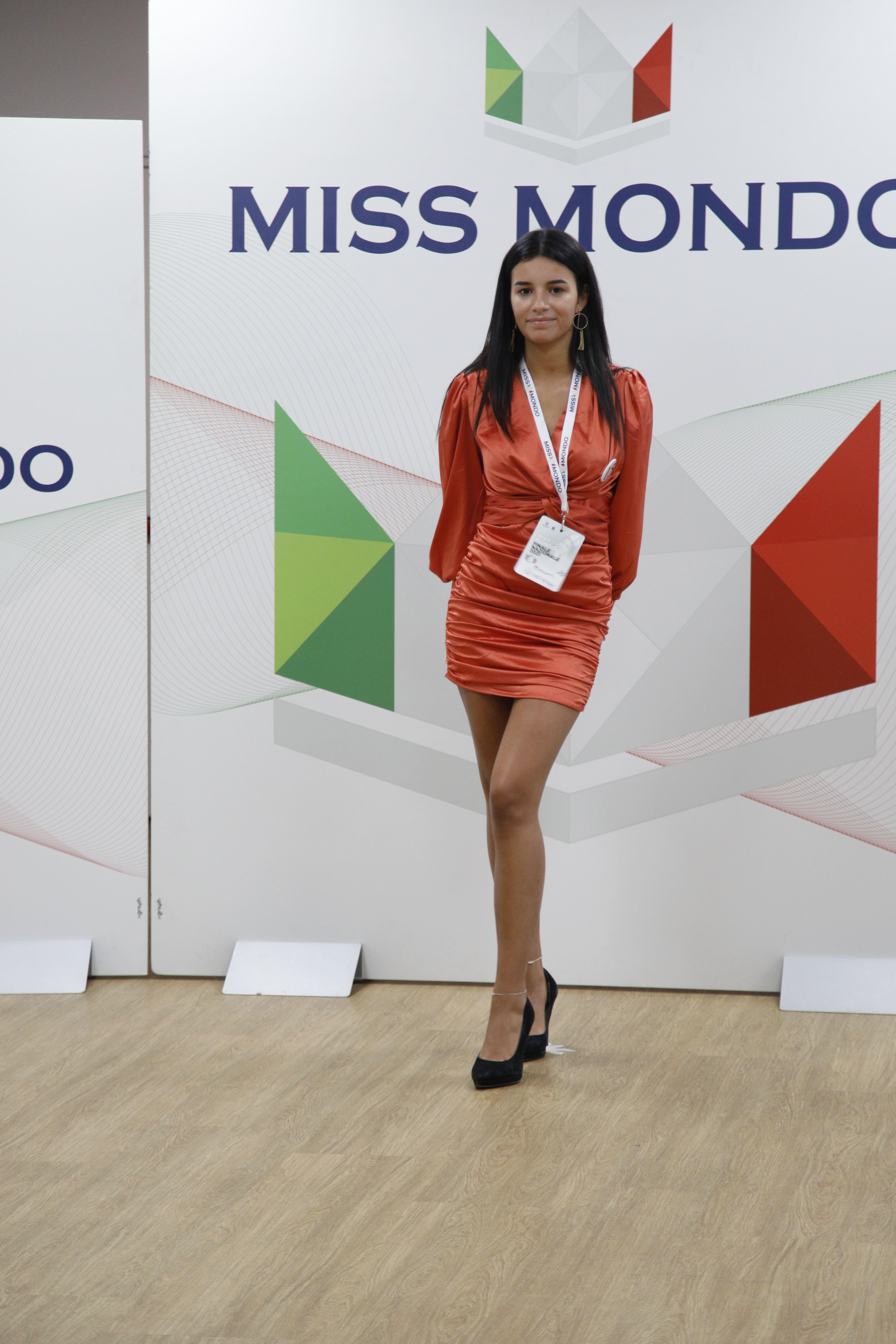 Primo passaggio giuria per le ragazze di Missmondo Italia 2021 - 3