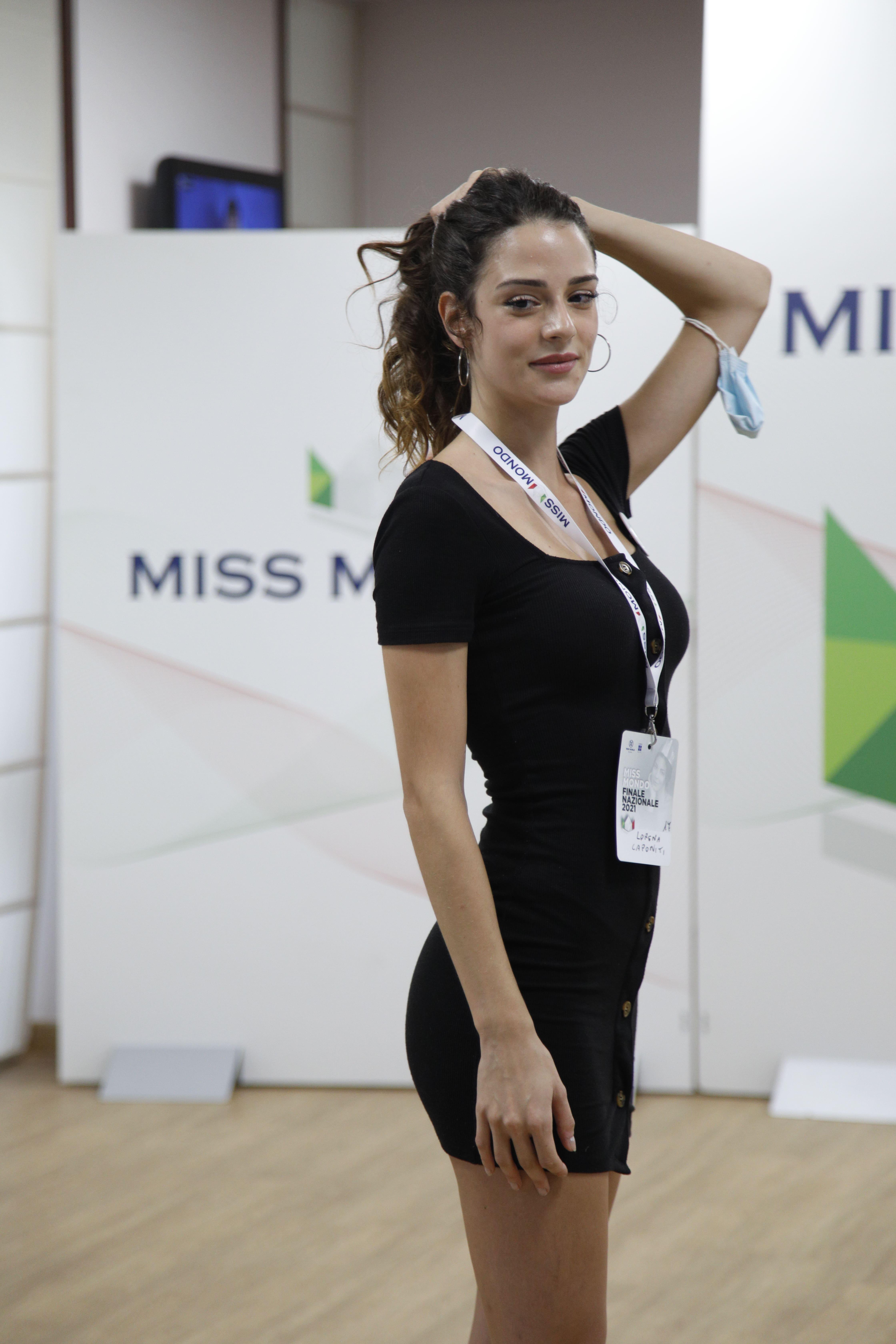 Primo passaggio giuria per le ragazze di Missmondo Italia 2021 - 5