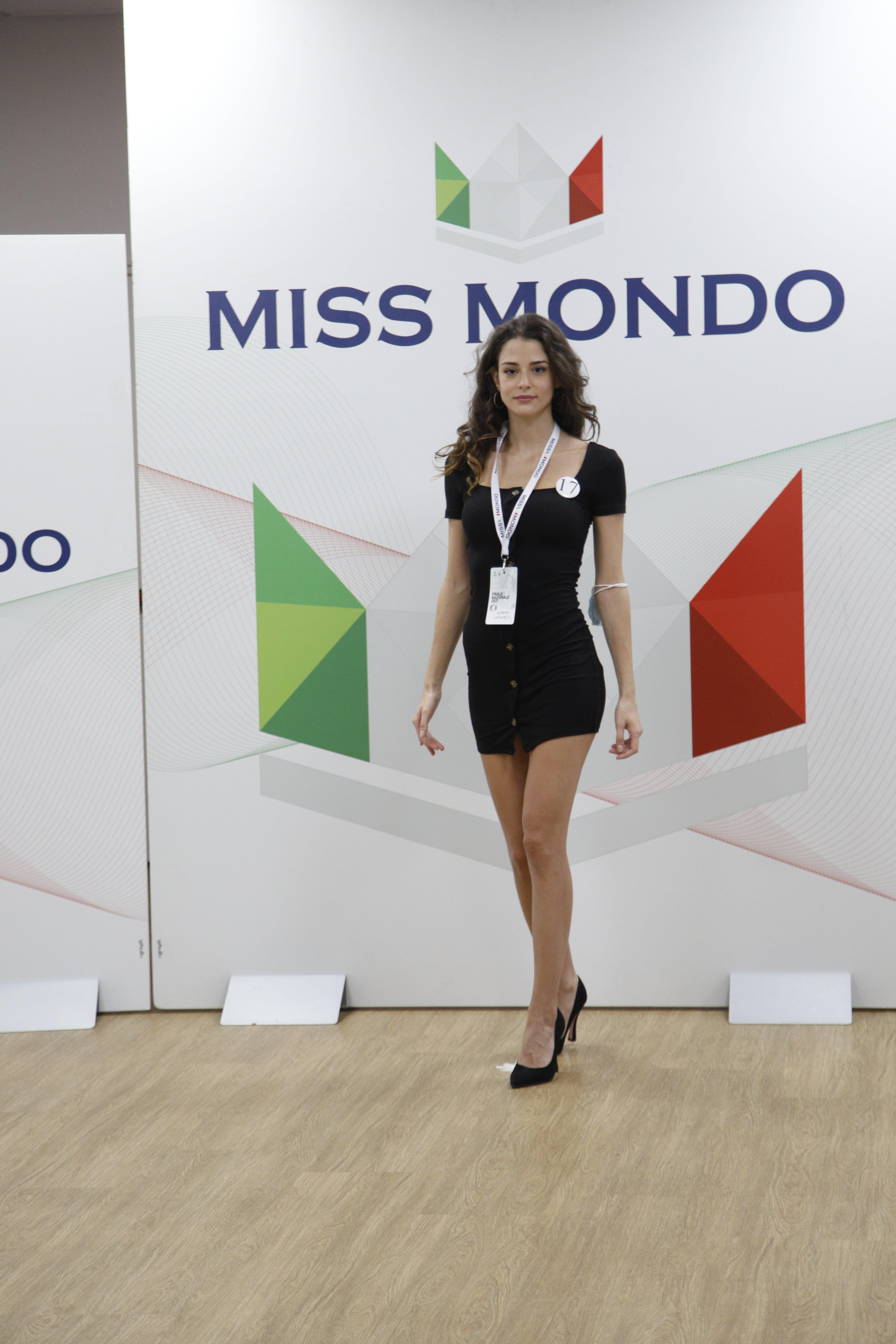 Primo passaggio giuria per le ragazze di Missmondo Italia 2021 - 6