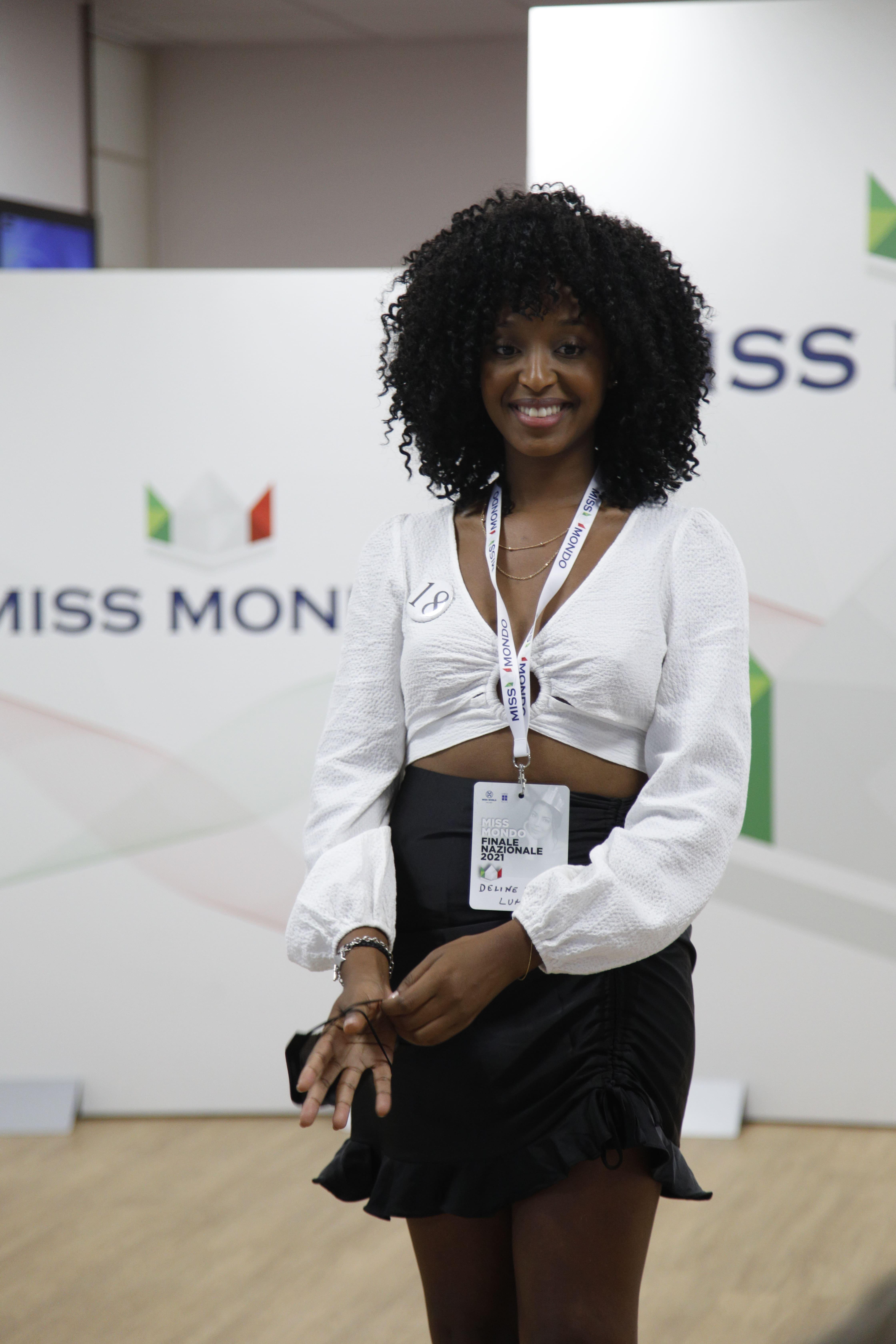 Primo passaggio giuria per le ragazze di Missmondo Italia 2021 - 7