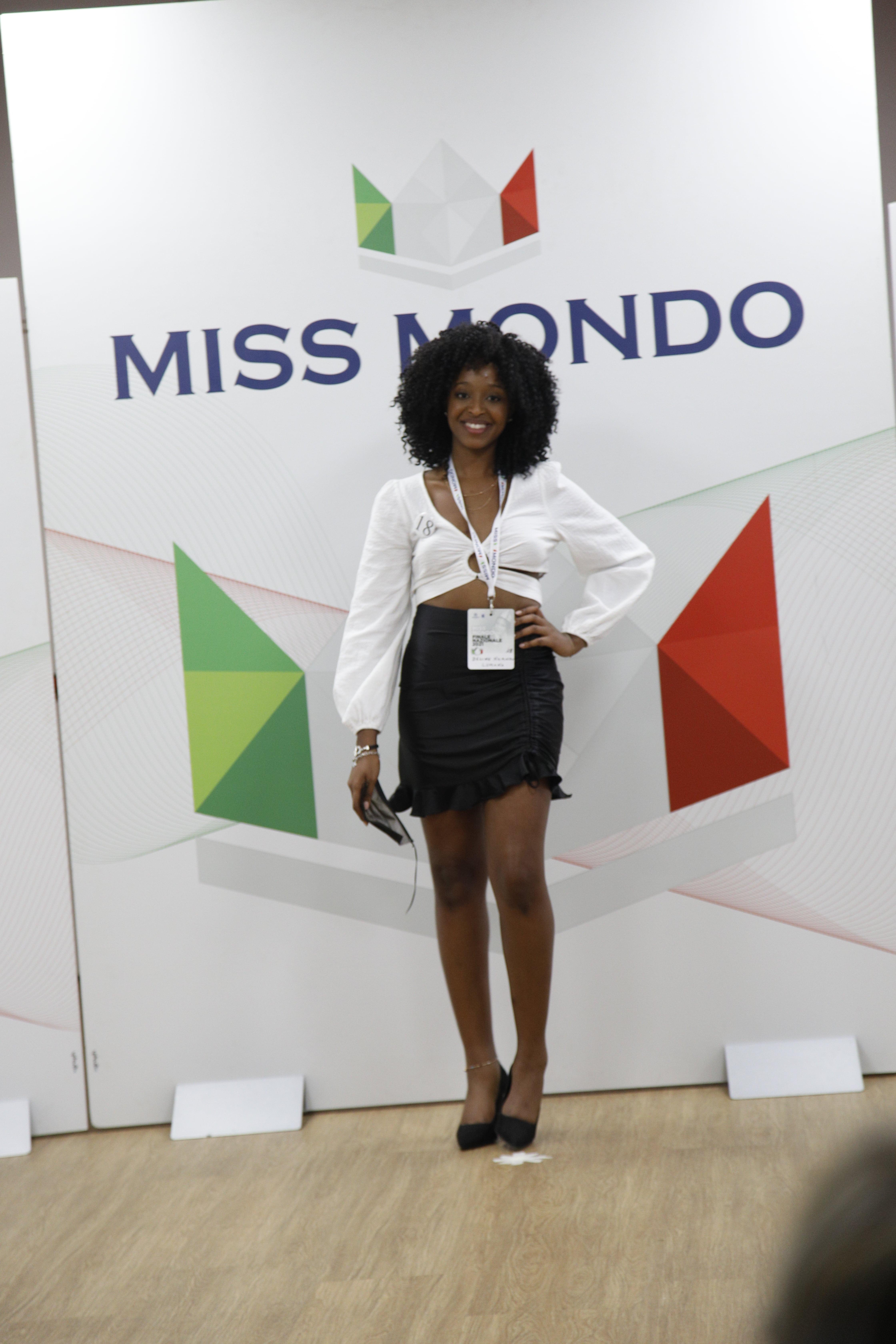 Primo passaggio giuria per le ragazze di Missmondo Italia 2021 - 8