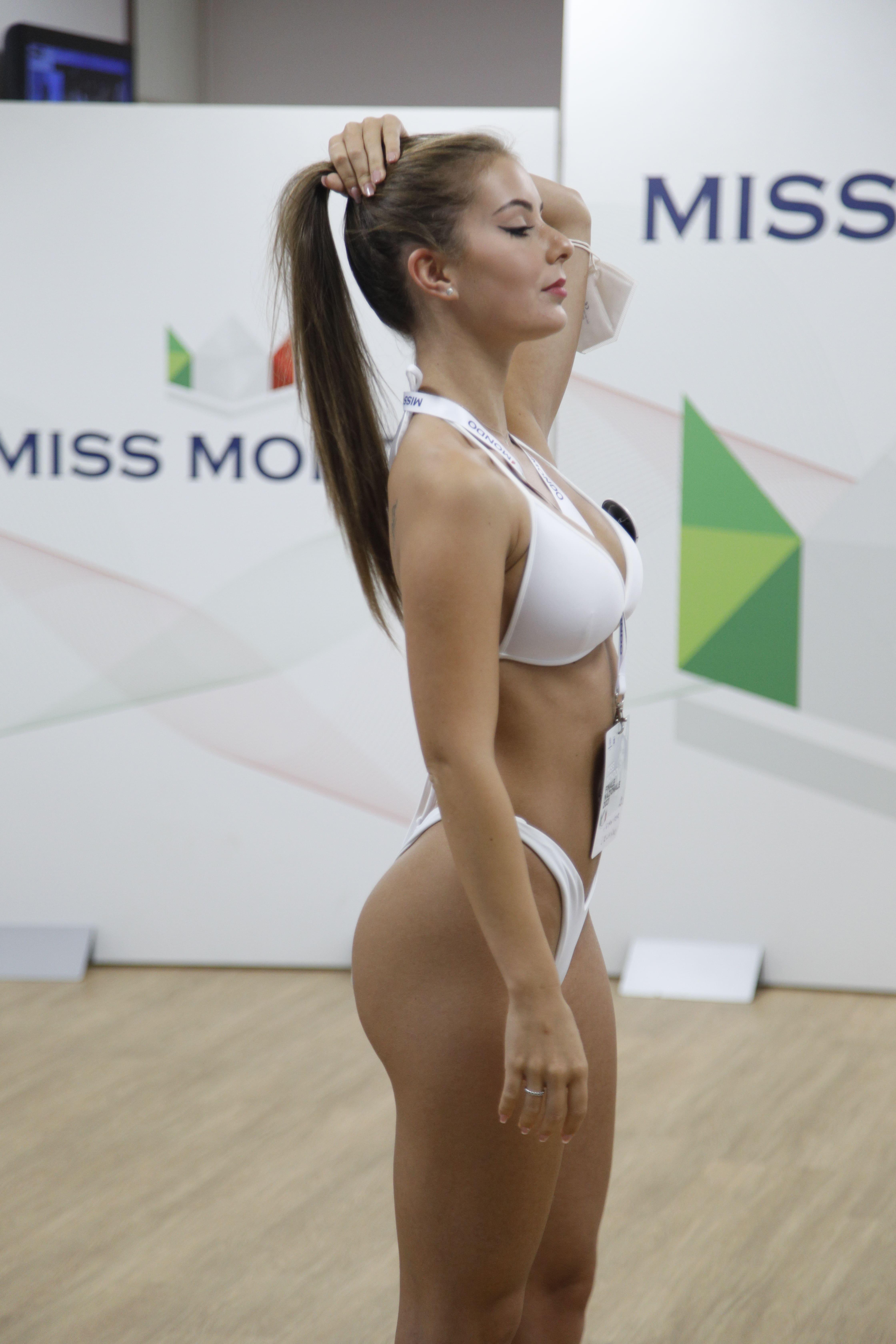 Primo passaggio giuria per le ragazze di Missmondo Italia 2021 - 9