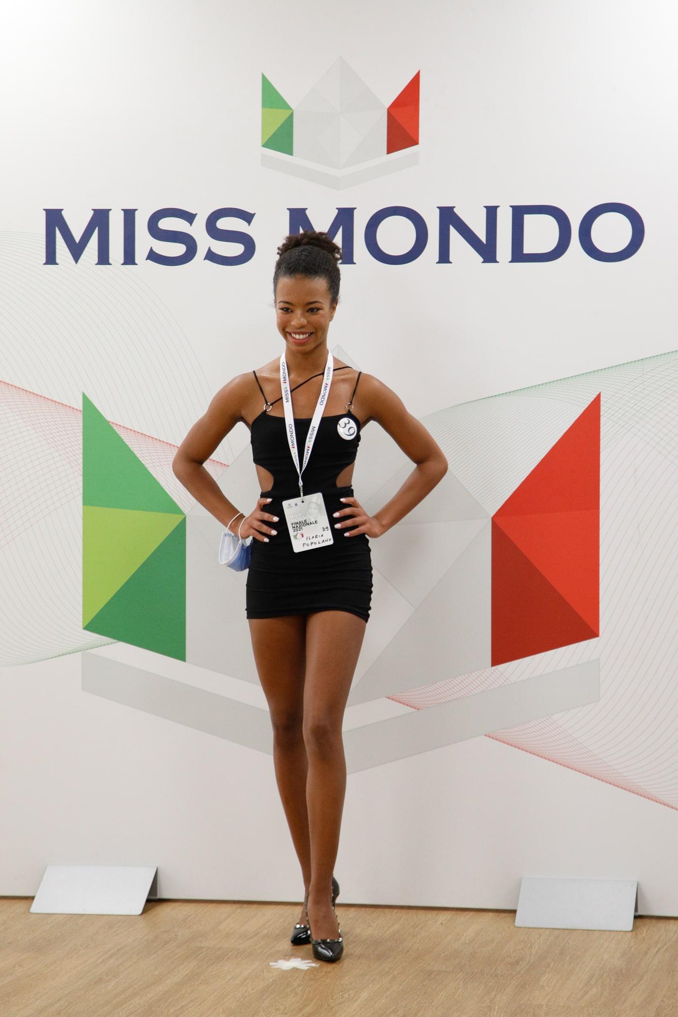 Secondo passaggio giuria per le ragazze di Missmondo Italia 2021 - 13