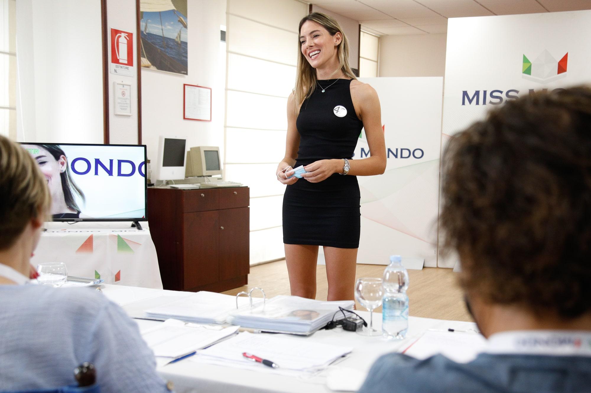 Secondo passaggio giuria per le ragazze di Missmondo Italia 2021 - 17
