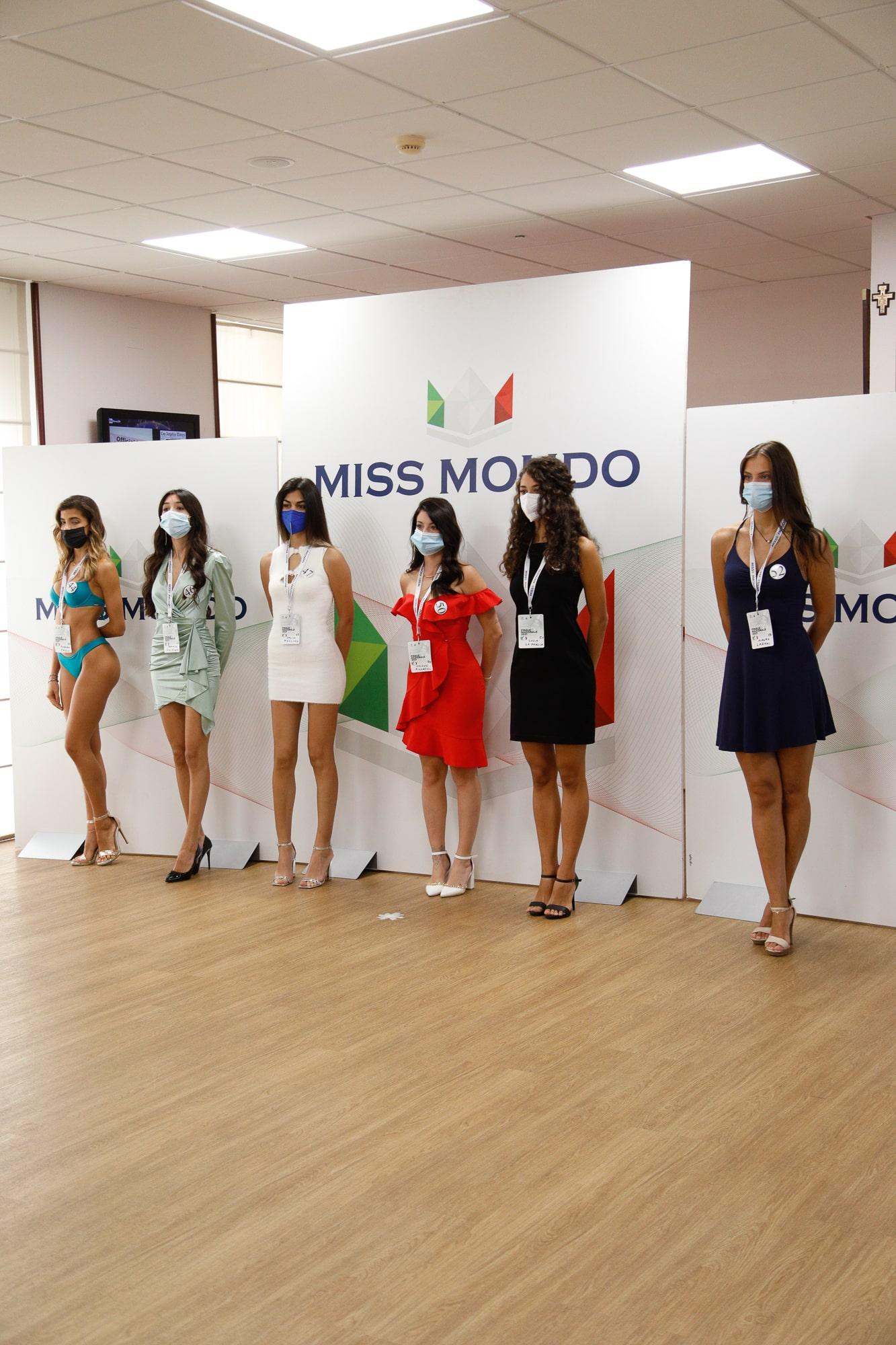 Secondo passaggio giuria per le ragazze di Missmondo Italia 2021 - 18