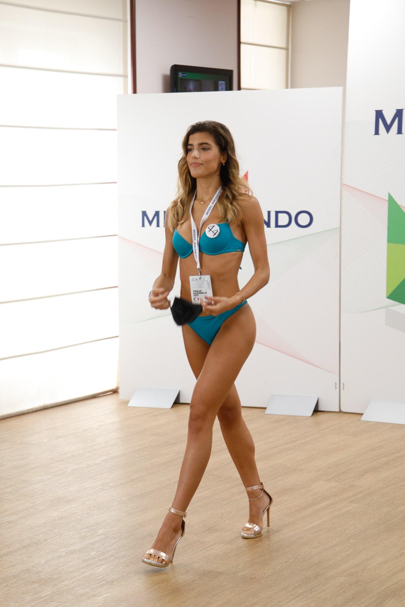 Secondo passaggio giuria per le ragazze di Missmondo Italia 2021 - 19