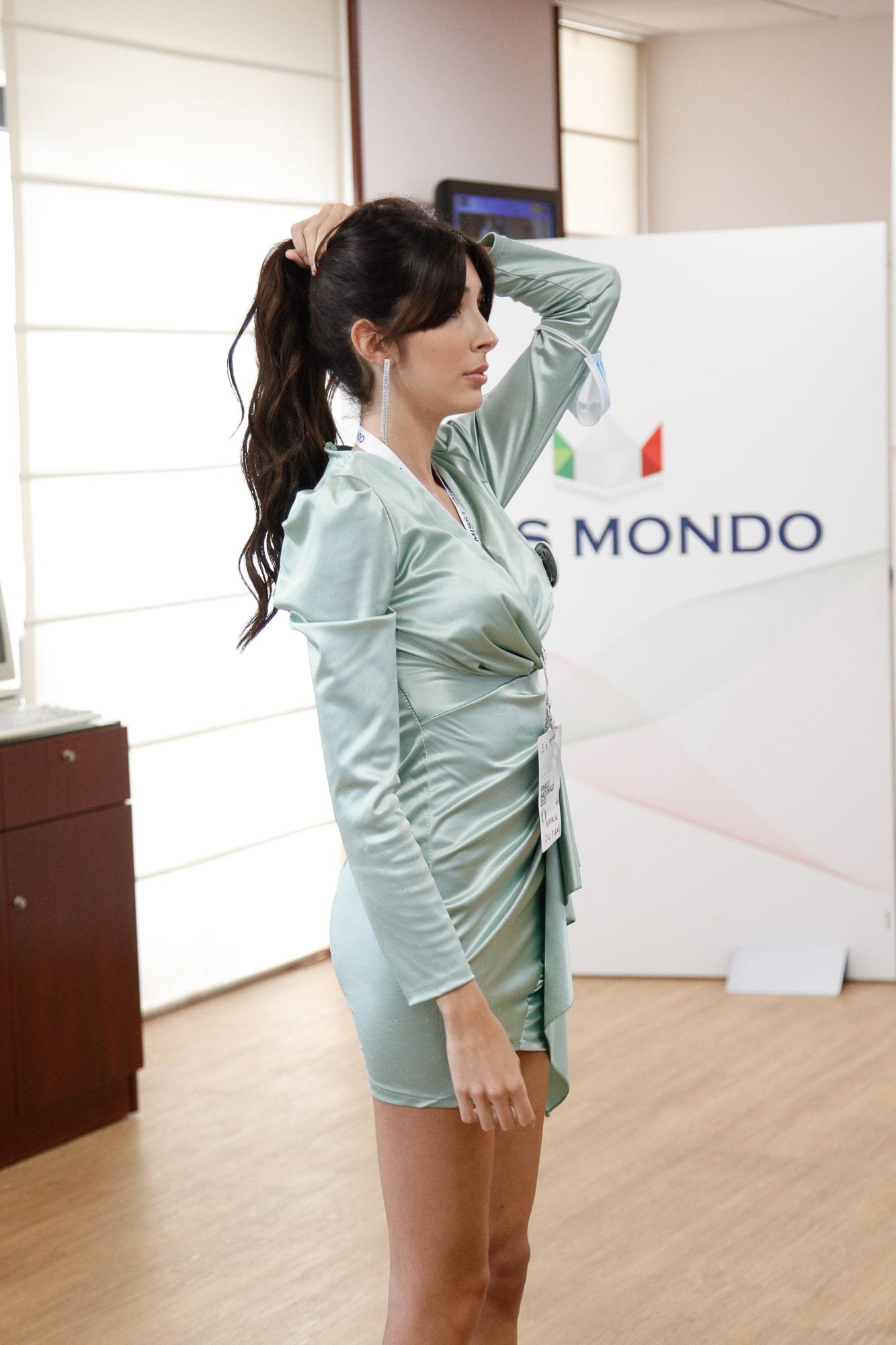 Secondo passaggio giuria per le ragazze di Missmondo Italia 2021 - 22