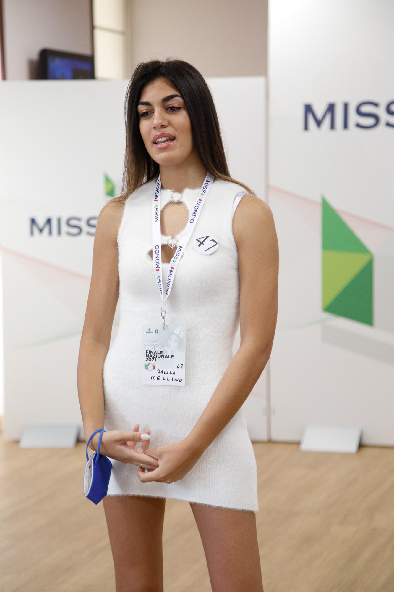 Secondo passaggio giuria per le ragazze di Missmondo Italia 2021 - 23
