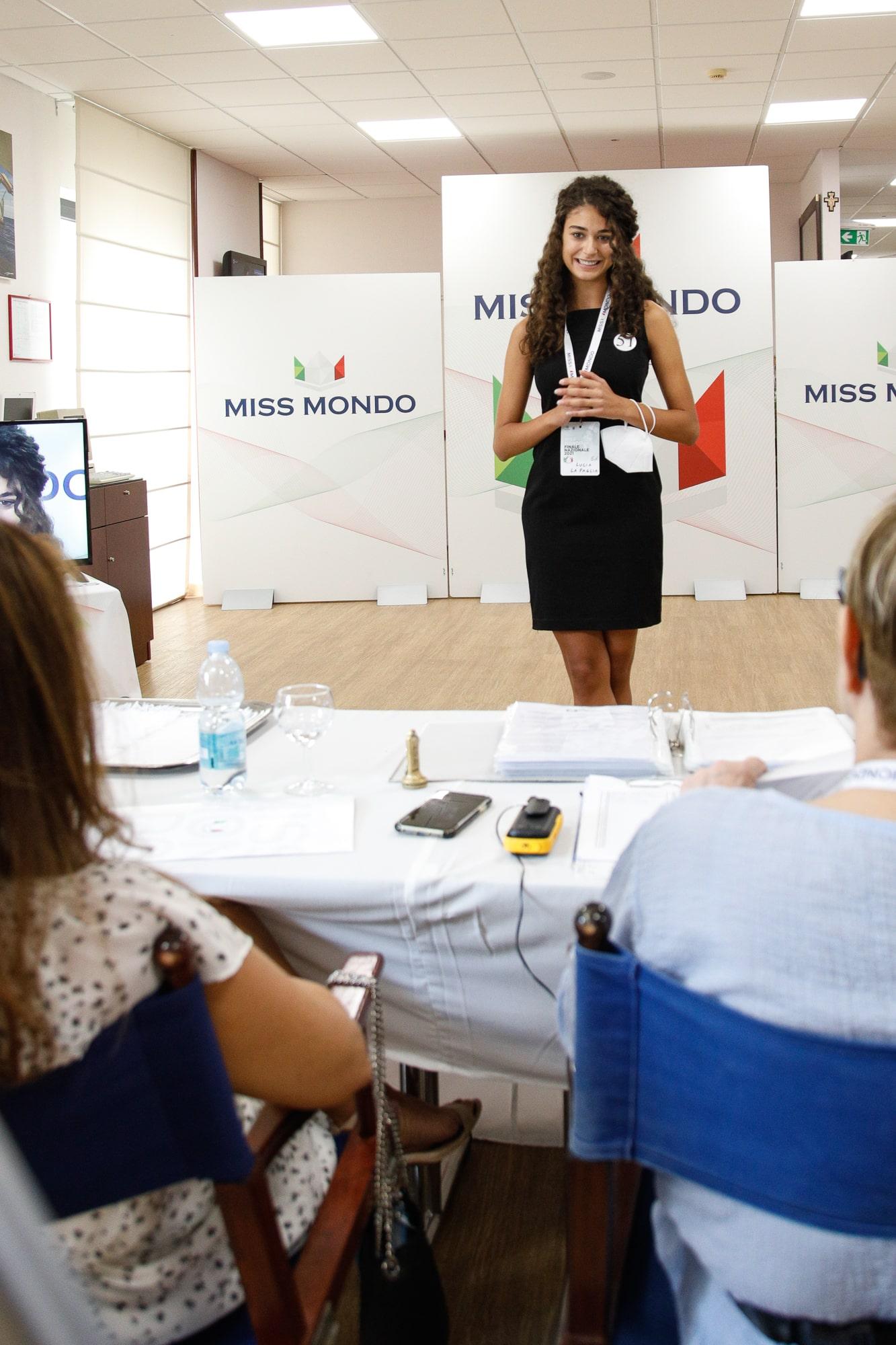 Secondo passaggio giuria per le ragazze di Missmondo Italia 2021 - 26