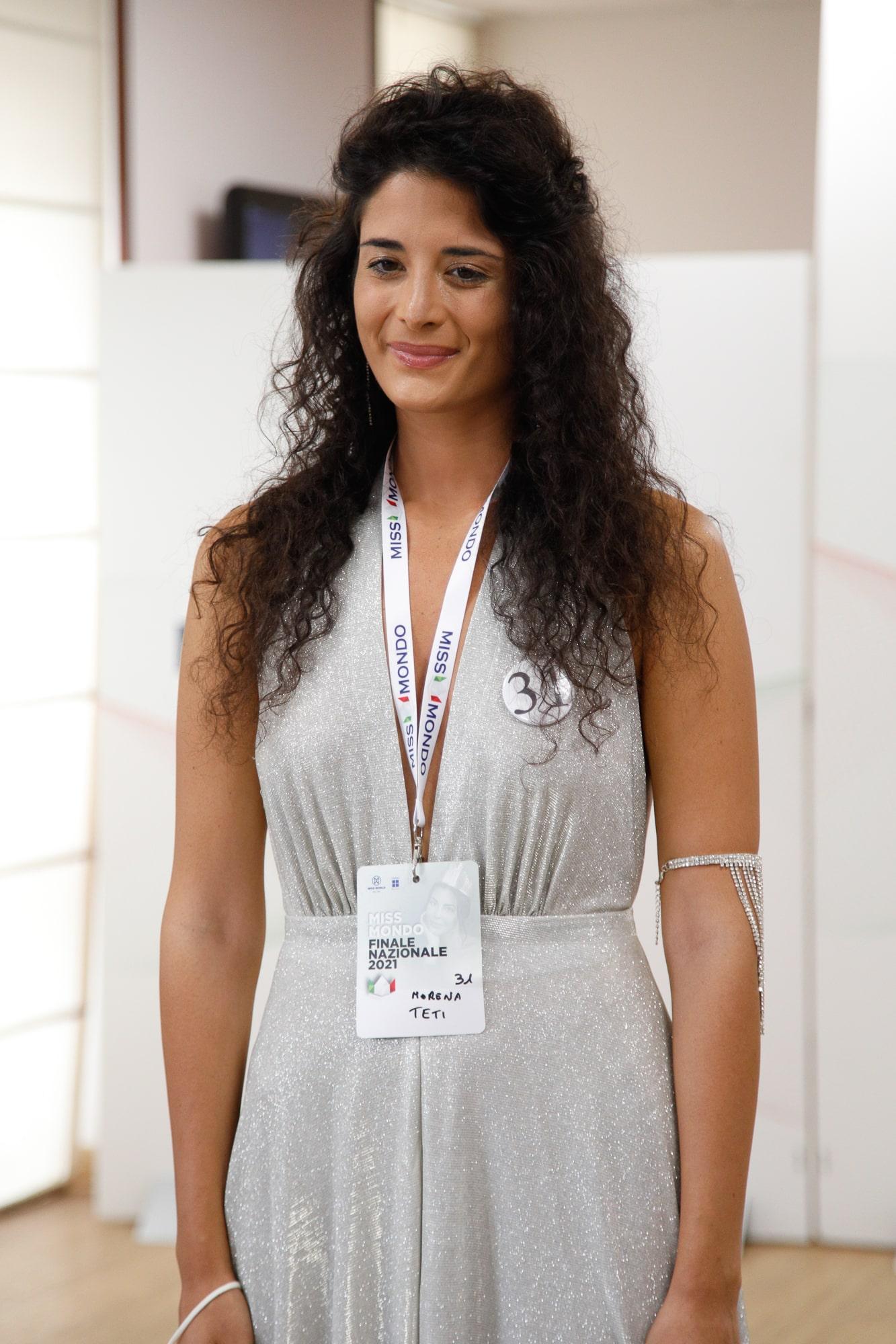 Secondo passaggio giuria per le ragazze di Missmondo Italia 2021 - 3