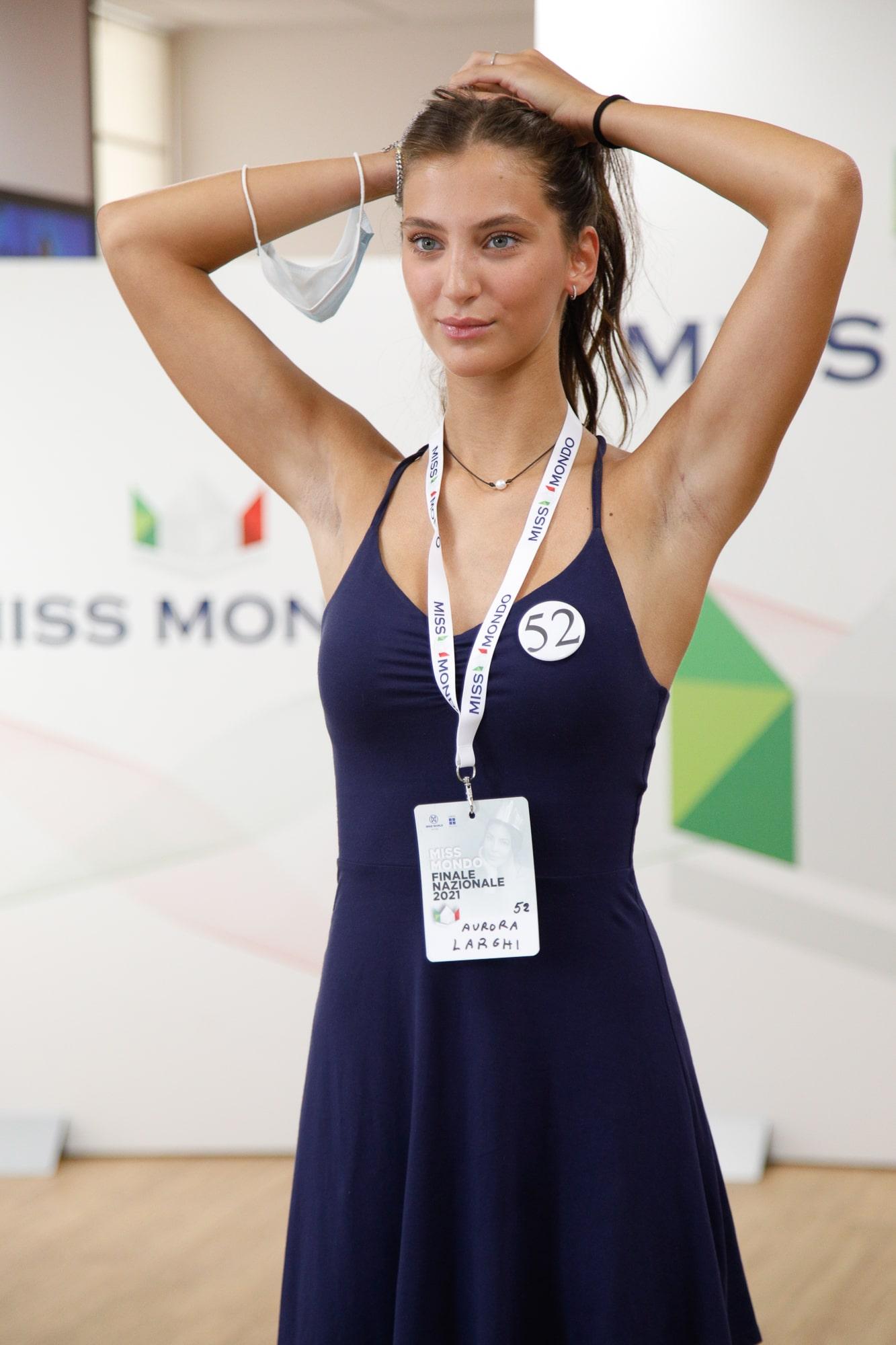 Secondo passaggio giuria per le ragazze di Missmondo Italia 2021 - 29