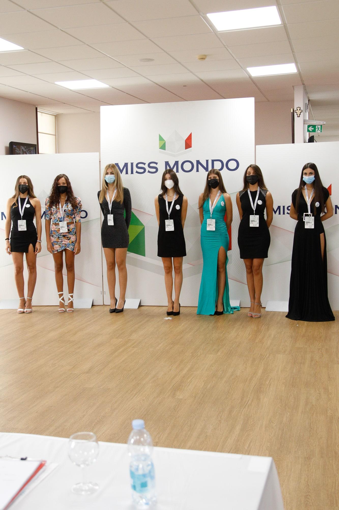 Secondo passaggio giuria per le ragazze di Missmondo Italia 2021 - 30