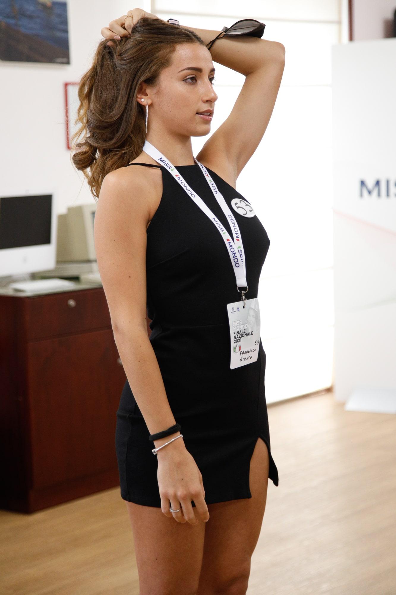 Secondo passaggio giuria per le ragazze di Missmondo Italia 2021 - 32