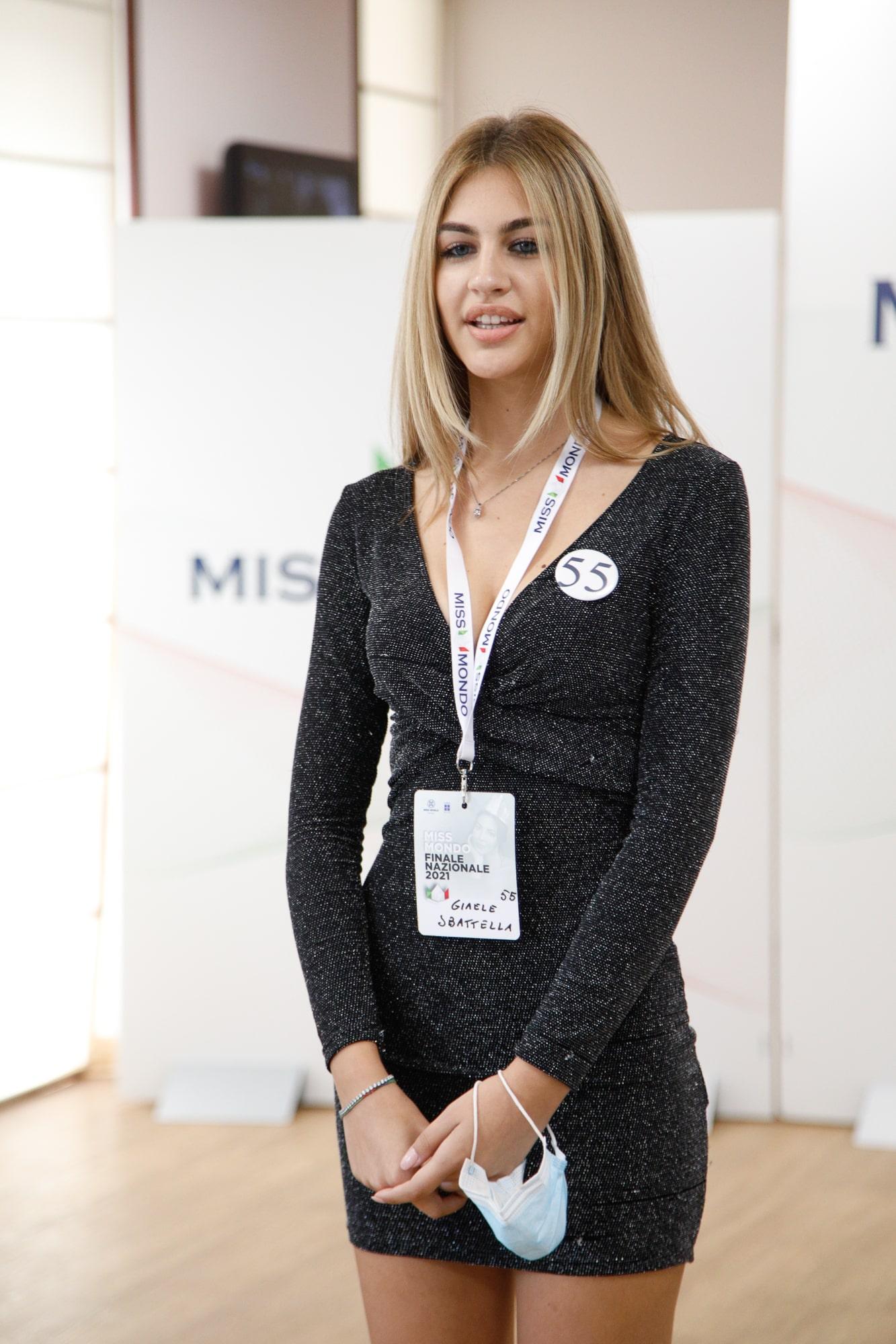 Secondo passaggio giuria per le ragazze di Missmondo Italia 2021 - 35