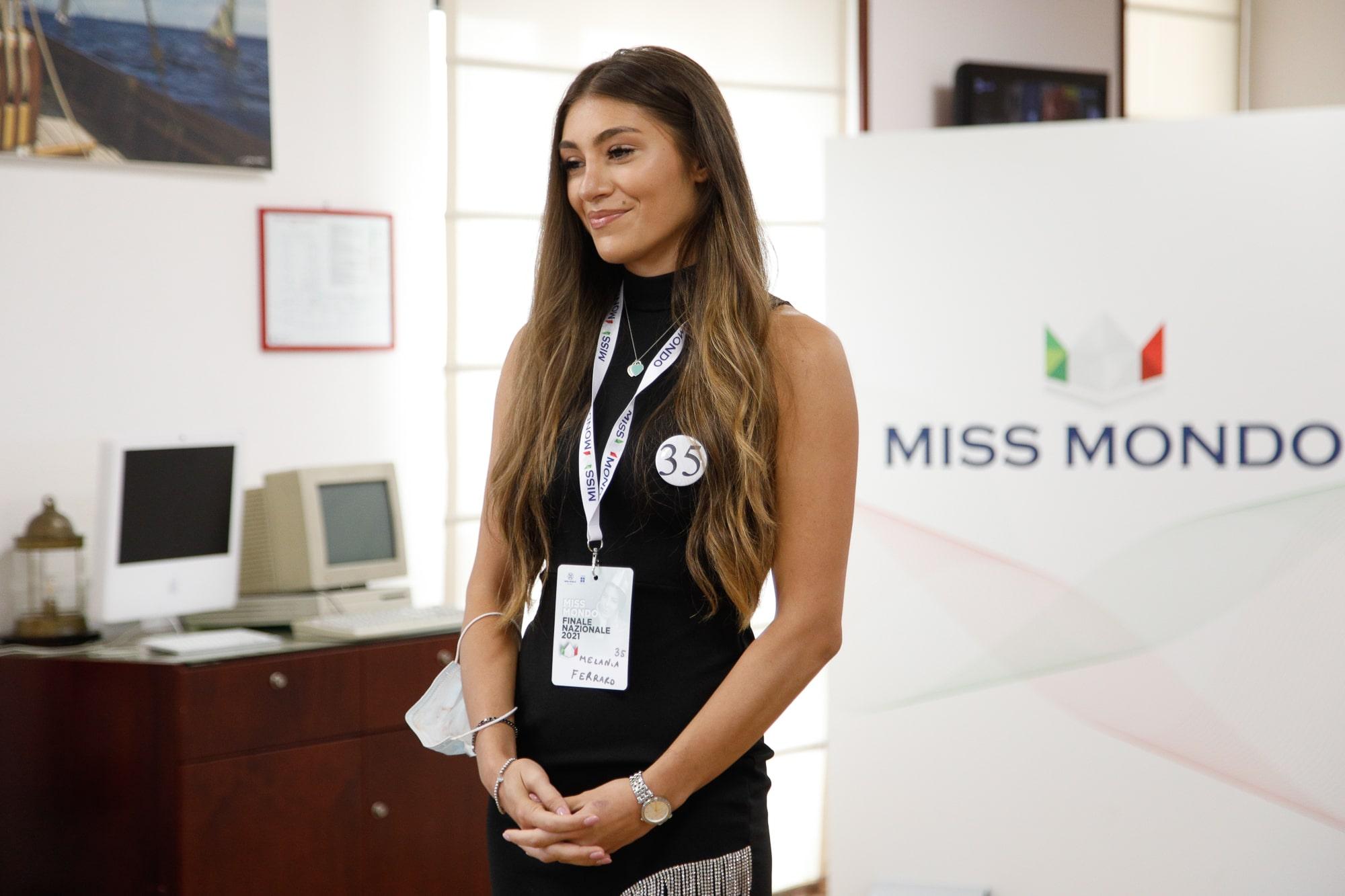 Secondo passaggio giuria per le ragazze di Missmondo Italia 2021 - 6