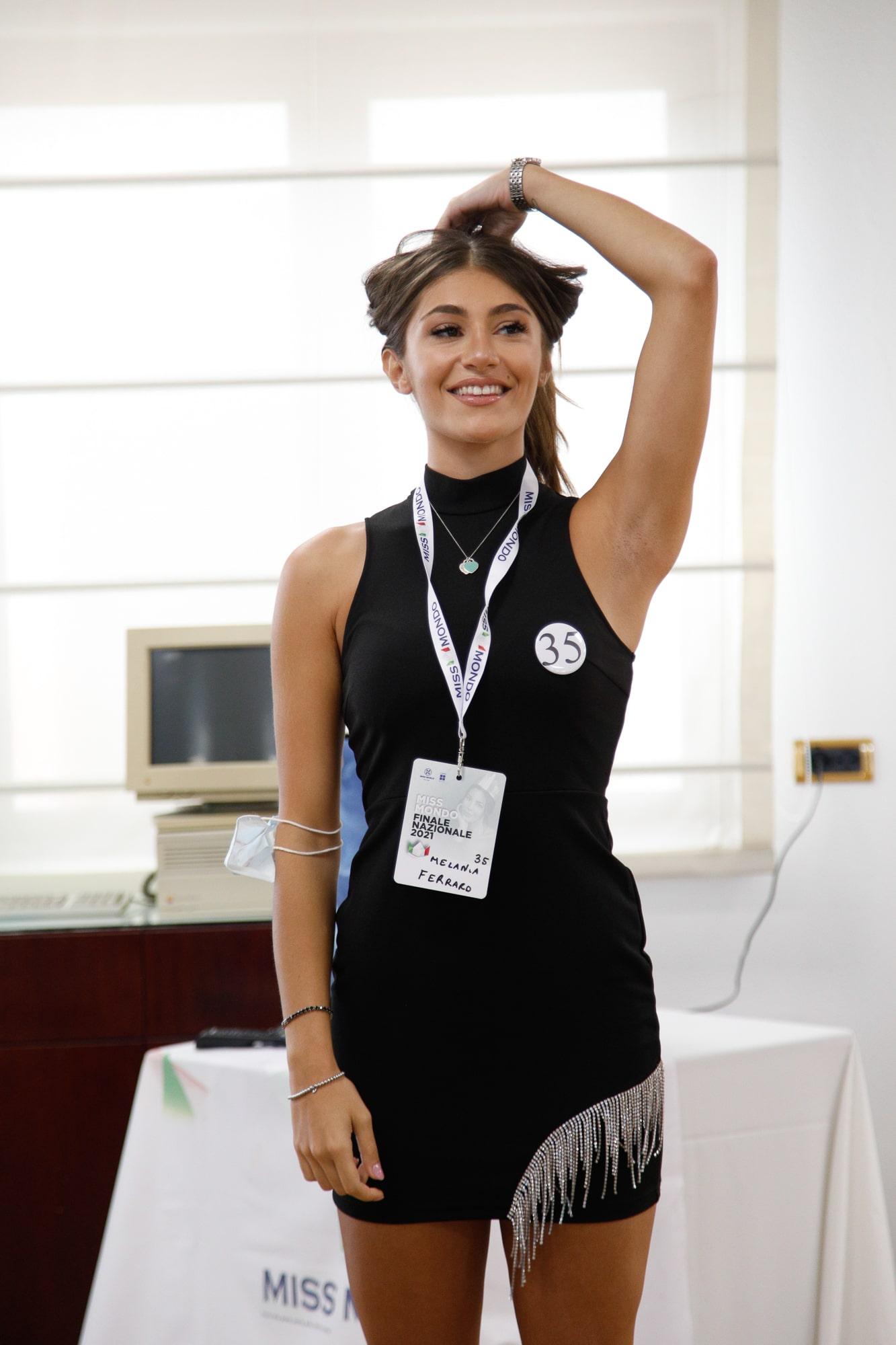 Secondo passaggio giuria per le ragazze di Missmondo Italia 2021 - 7